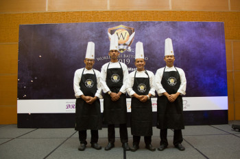 Worldchef Battlefield 2019