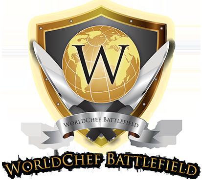 WorldChef Battlefield Logo